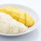Exotic Mango with Sticky Rice