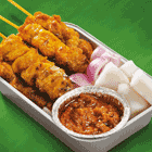 Chicken Satay (5 sticks)