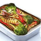 Vegetable Pasta (V)