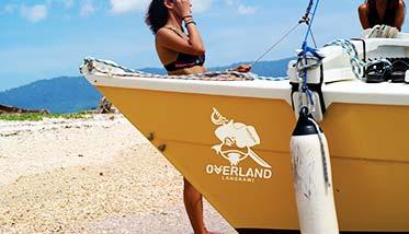 Sail2Sunset Cruise หรือ Kayak Safari โดย OLGK (Overland Langkawi & Orang Laut Langkawi)
