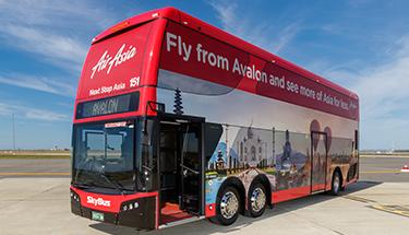 SkyBus - Avalon City Express