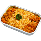 Ashok's Butter Masala Chicken Biryani