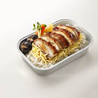 Japanese Chicken Teriyaki with rice