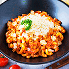 Neapolitan Macaroni and Cheese
