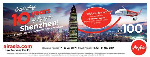 AirAsia-Shenzhen-10-Anniversary