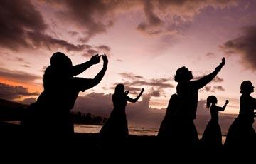 Learn the Hula dance