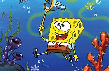 SpongeBobSquarepants - BubbleStand/Ripped Pants