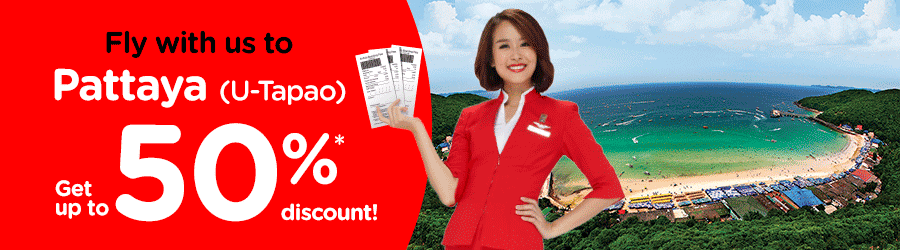 Show your boarding pass and get up to 50% discount