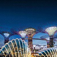 AirAsia Baording Pass | Discount at Gardens by The Bay up to 10% off