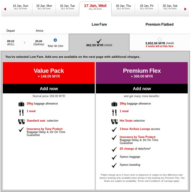More convenience & savings with Value Pack! | AirAsia