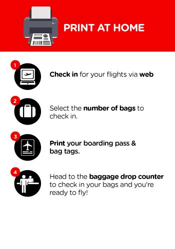 Now you can self print your bag tags!   Self Bag Tag   AirAsia